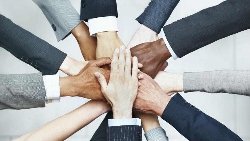 teamwork-hands